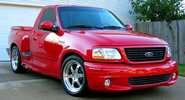 Picture of 2004 Ford F-150 SVT Lightning 2 Dr Supercharged Standard Cab Stepside SB