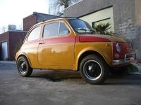 1969 FIAT 500 Overview