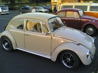 1968 Volkswagen Beetle, my old 1968 bug, exterior