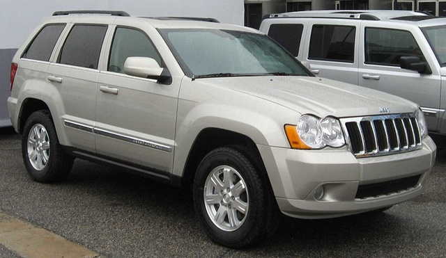 Picture of 2007 Jeep Grand Cherokee