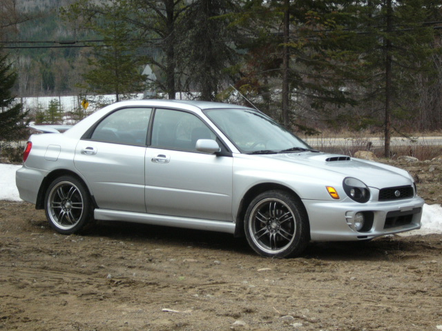 2003 Subaru Impreza Wrx Automatic Related Infomation Specifications Weili Automotive Network