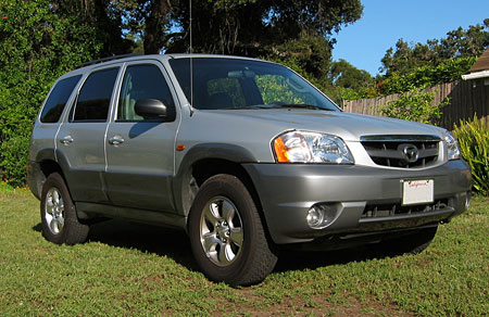 2001 Mazda Tribute LX V6 picture