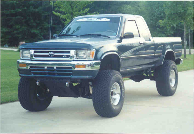 1994 Toyota Pickup Overview Cargurus