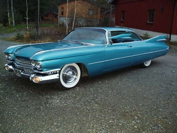 Picture of 1959 Cadillac Eldorado