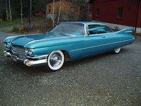 1959 Cadillac Eldorado Overview