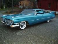 1959 Cadillac Eldorado Picture Gallery