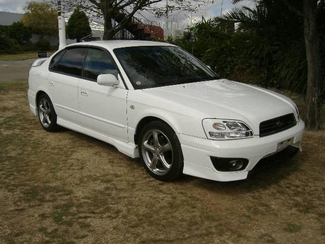 Picture of 2002 Subaru Legacy GT Limited