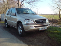 2005 Mercedes-Benz M-Class ML500, 2005 Mercedes-Benz ML500 picture, exterior