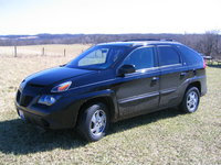 Picture of 2002 Pontiac Aztek STD, exterior
