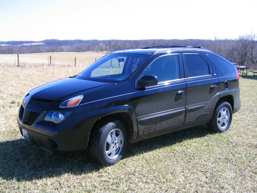 Picture of 2002 Pontiac Aztek STD