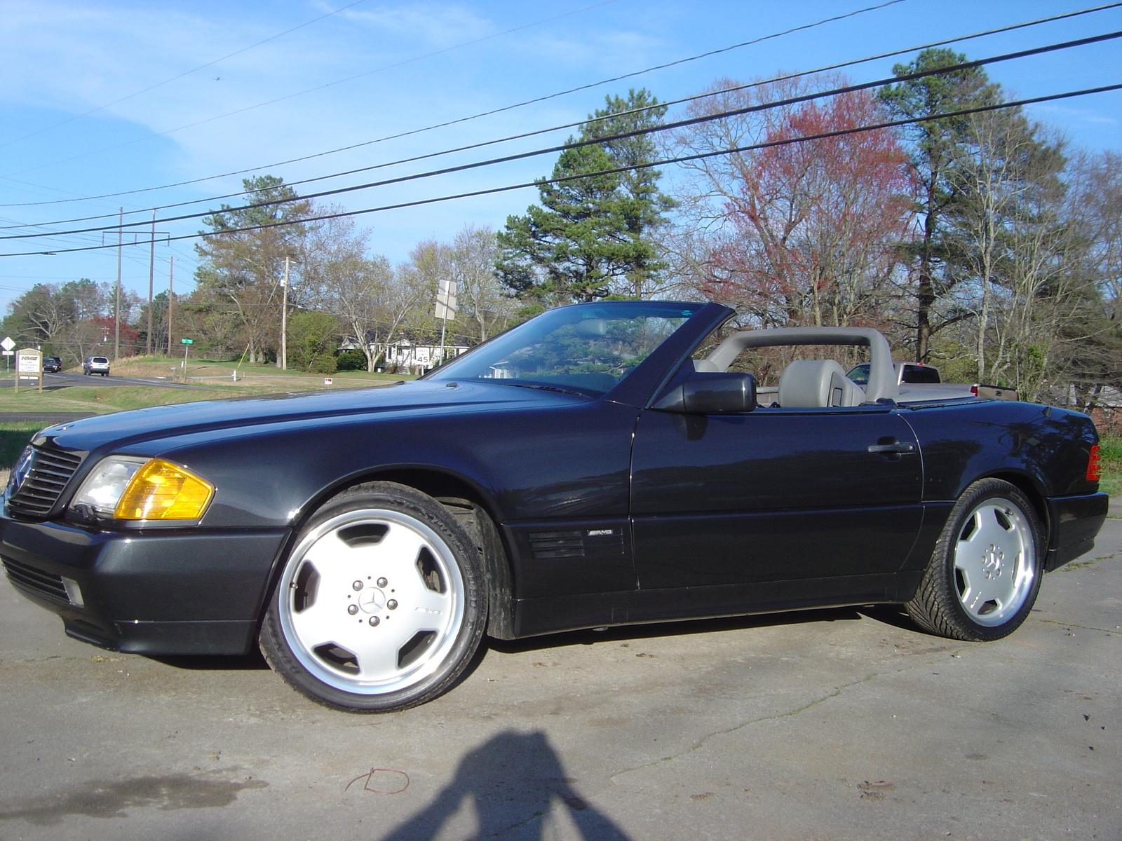 1994 mercedes sl500 review