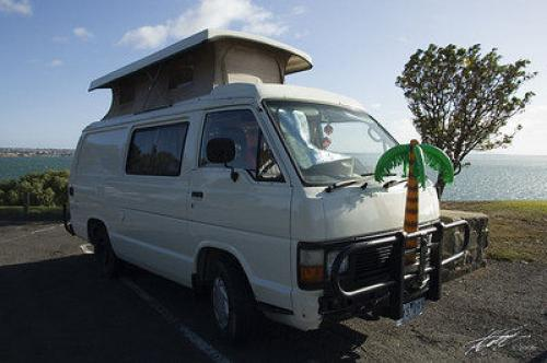 Picture of 1986 Toyota Hiace, exterior