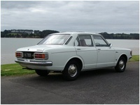 Picture of 1972 Toyota Corona, exterior
