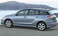 2006 Toyota Matrix Picture Gallery