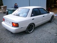 Picture of 1990 Mazda Protege 4 Dr LX Sedan, exterior, gallery_worthy