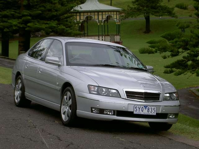 Picture of 2006 Holden Statesman, exterior