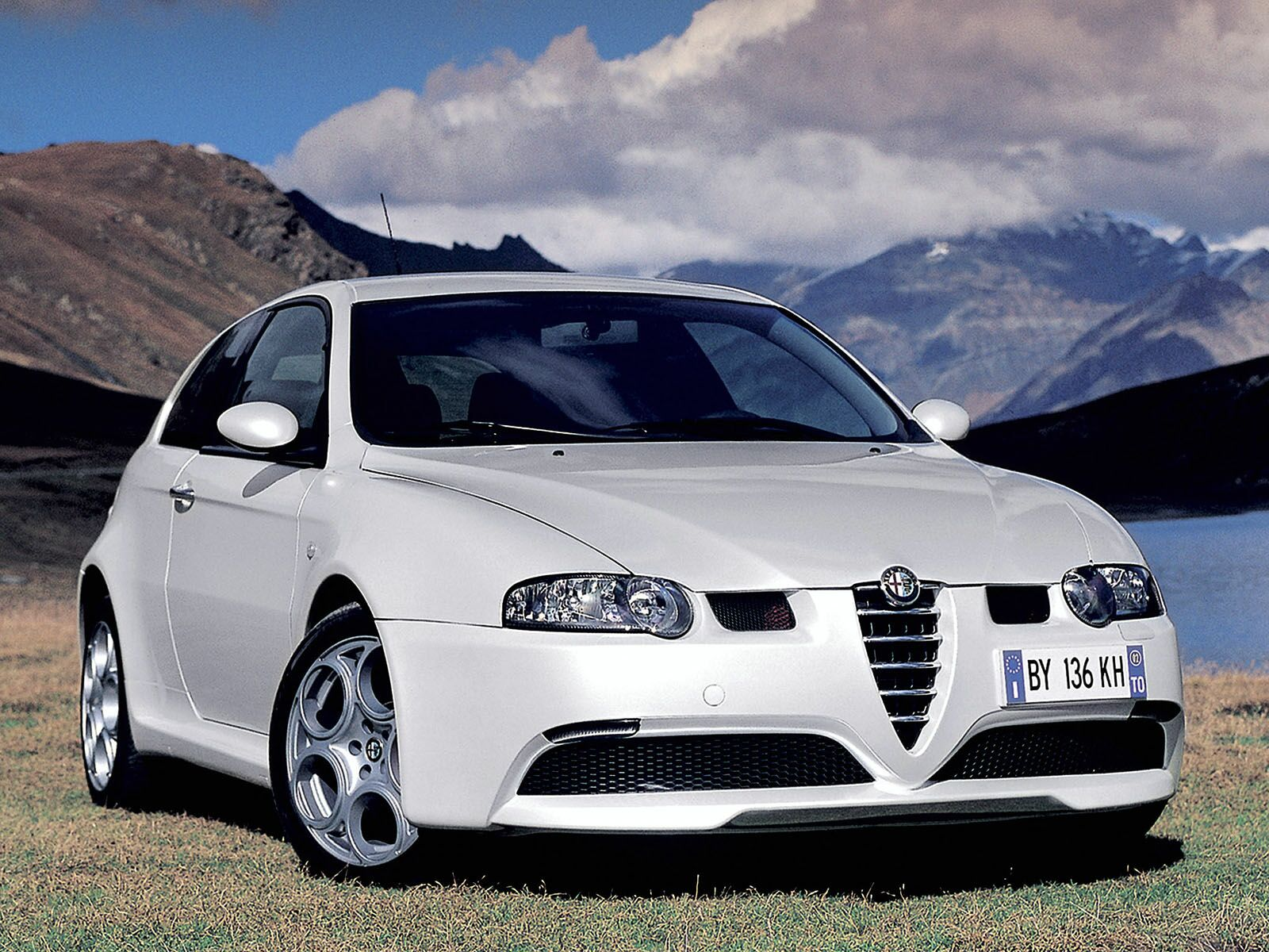 2007 alfa romeo 147 overview cargurus. Black Bedroom Furniture Sets. Home Design Ideas