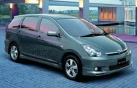 2007 Toyota Wish Overview