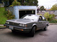 1990 Chevrolet Celebrity Picture Gallery
