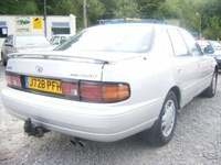 Picture of 1992 Toyota Camry, exterior