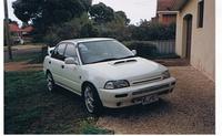 1994 Daihatsu Charade Overview