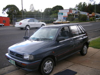 Picture of 1991 Ford Festiva, exterior