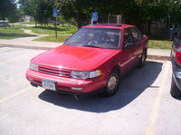 Picture of 1991 Nissan Maxima, exterior