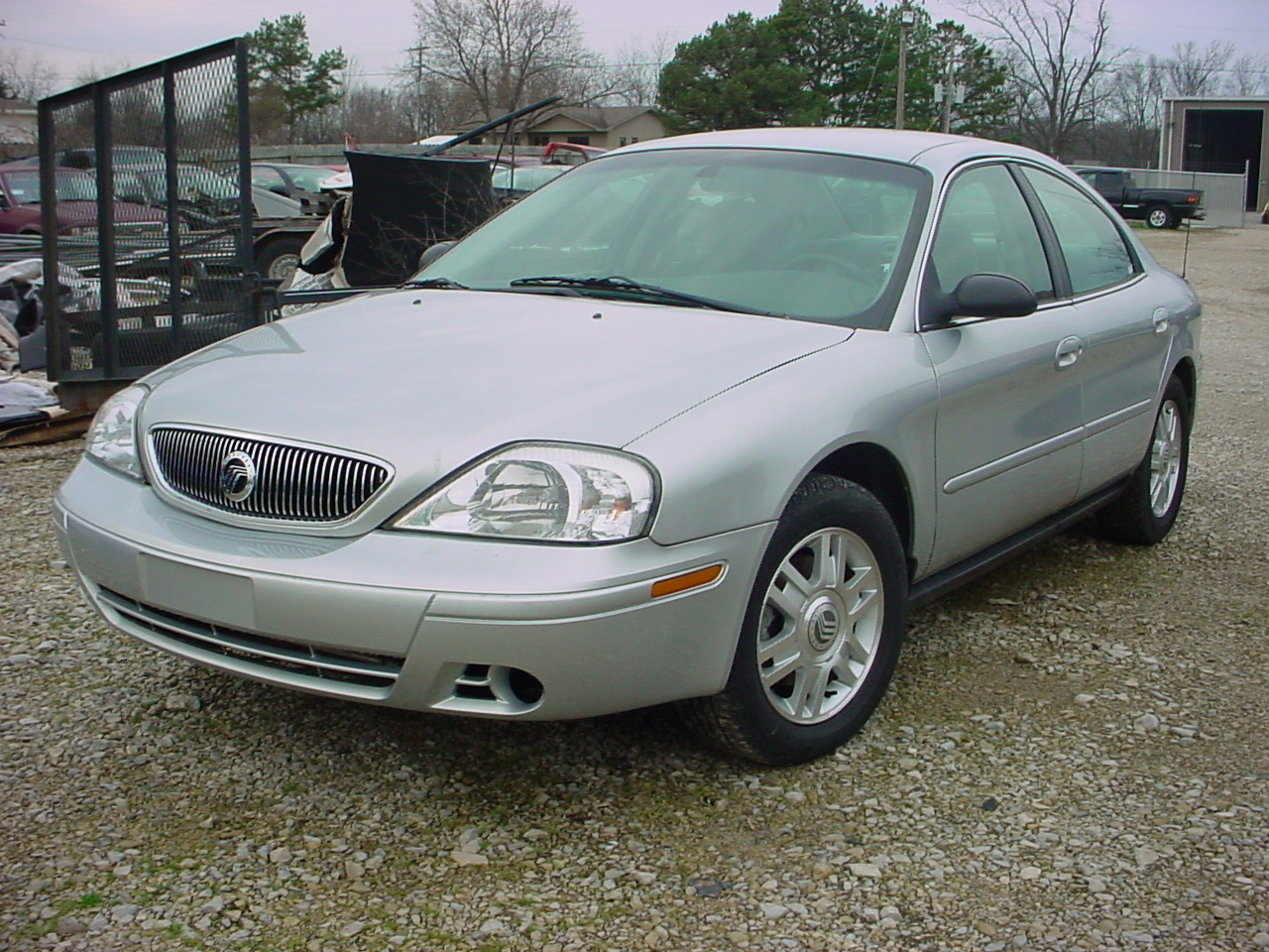 Mercury Sable Pic X