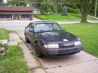 1993 Chevrolet Cavalier Overview