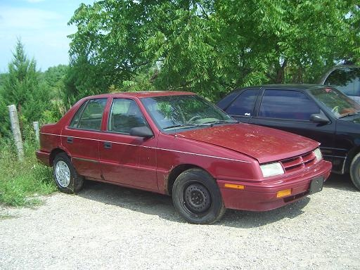 Picture of 1993 Dodge Shadow