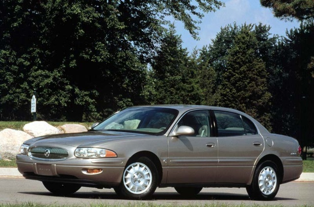 2000 buick lesabre overview cargurus. Black Bedroom Furniture Sets. Home Design Ideas