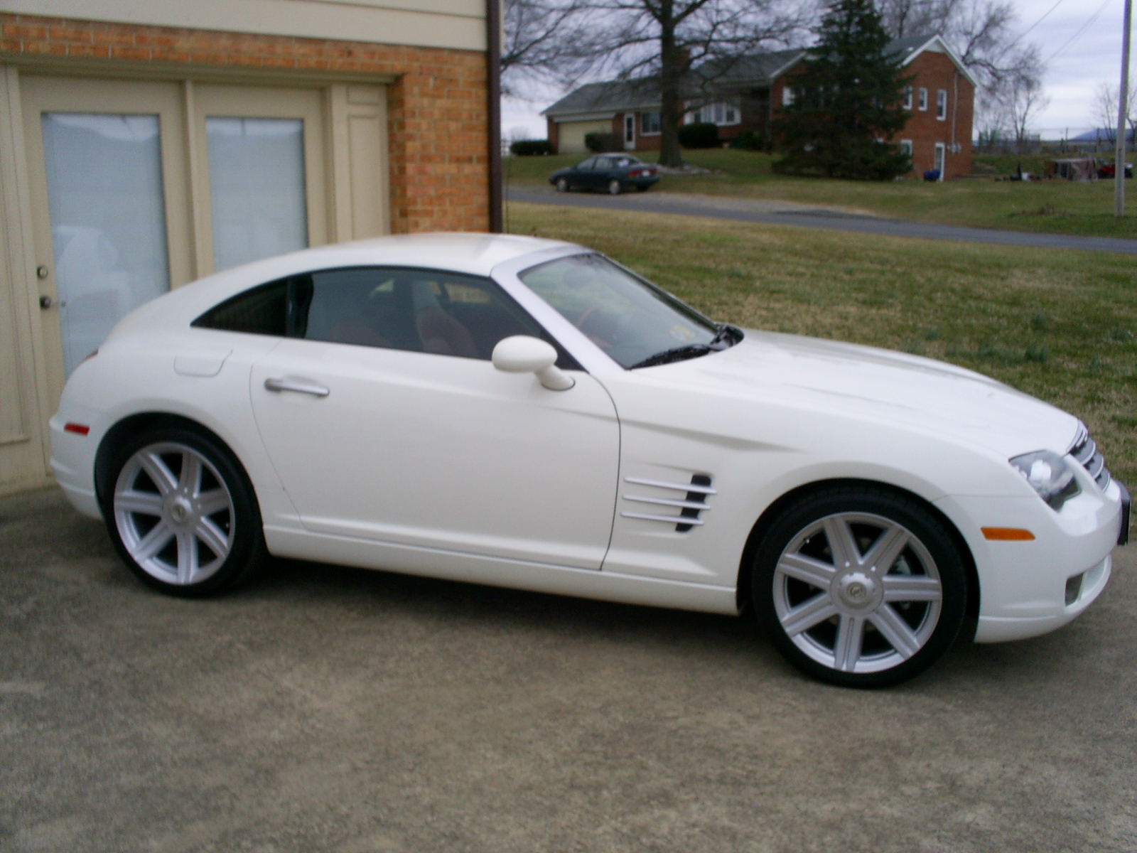 2004 chrysler crossfire chrysler crossfire limited exterior. Cars Review. Best American Auto & Cars Review