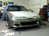 Picture of 1992 Acura Integra GS-R Coupe FWD, exterior, gallery_worthy