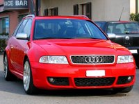 2000 Audi RS 4 Picture Gallery