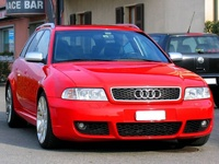 2000 Audi RS 4 Overview