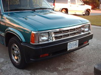 Picture of 1992 Mazda B-Series Pickup 2 Dr B2600i Extended Cab SB, exterior