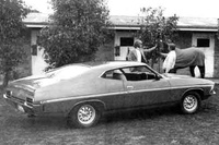 1973 Ford Falcon picture, exterior