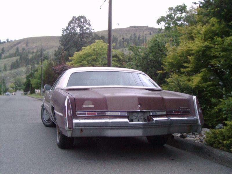 Oldsmobile Toronado (1975)