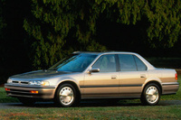 1993 Honda Accord 10th Anniversary Sedan, 1993 Honda Accord 4 Dr 10th Anniversary Sedan picture, exterior