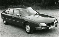 1974 Citroen CX Overview