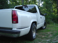 Picture of 1998 GMC Sierra 1500 C1500 SL Standard Cab Stepside SB, exterior, gallery_worthy