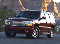 2002 GMC Yukon Overview