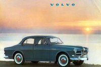 1956 Volvo Amazon Overview