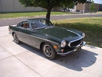 1966 Volvo P1800 Overview