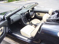 Picture of 1999 MG F, interior