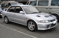 Picture of 1992 Mitsubishi Lancer Evolution, exterior
