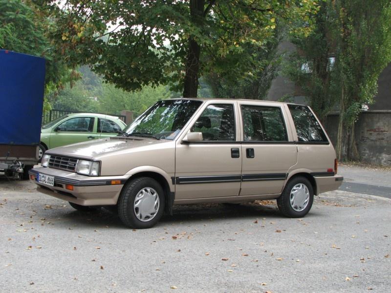 Guide achat Nissan Prairie (02/1989 06/1994) d'occasion avec Autodeclics