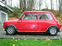 1962 Morris Mini Overview