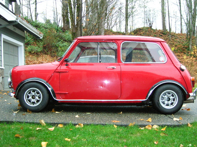 Picture of 1962 Morris Mini