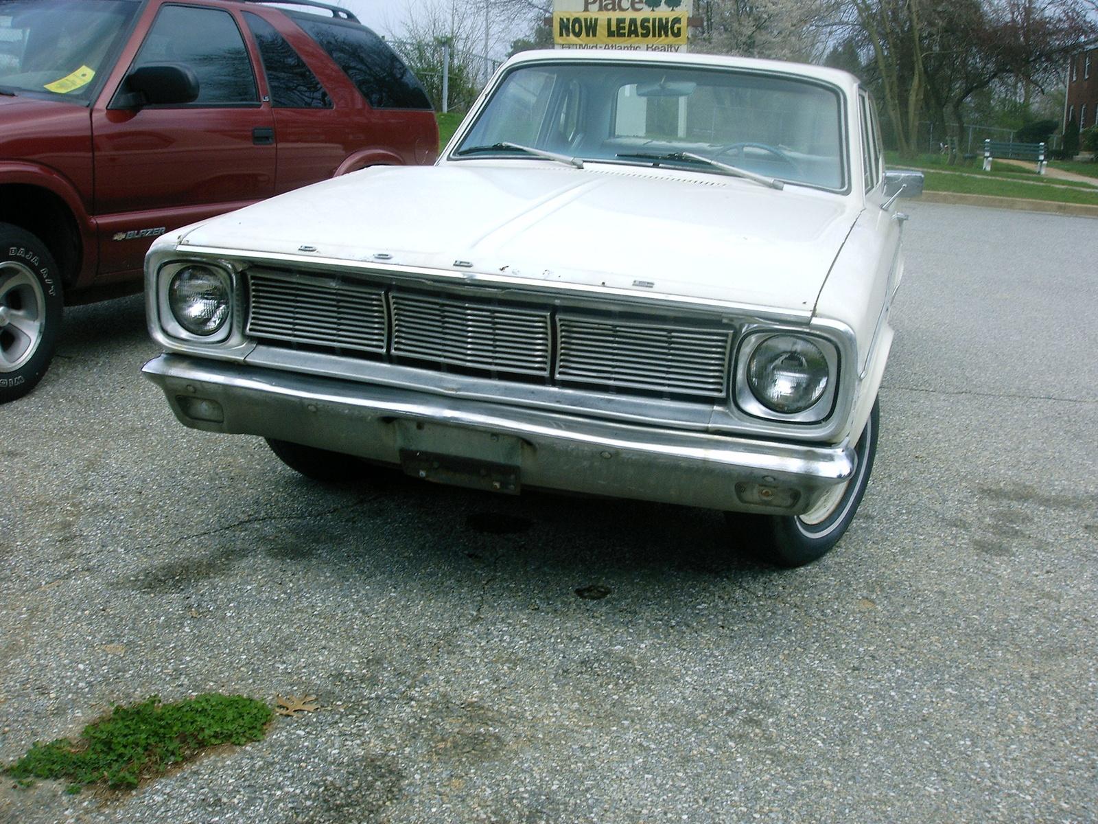 1966 Dodge Dart Pictures Cargurus
